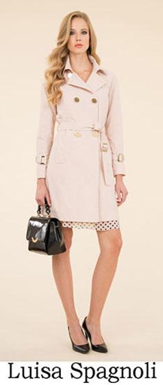 Clothing Luisa Spagnoli spring summer look 7