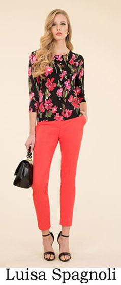 Clothing Luisa Spagnoli spring summer look 8