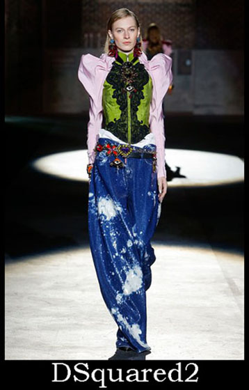 Fashion DSquared2 spring summer look 1