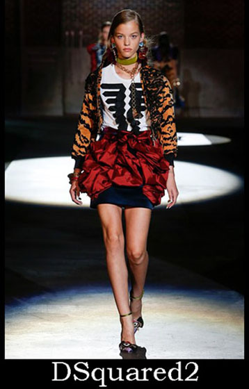 Fashion DSquared2 spring summer look 2