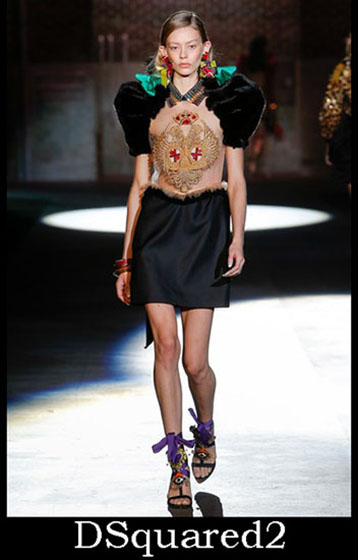 Fashion DSquared2 spring summer look 3