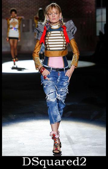 Fashion DSquared2 spring summer look 4
