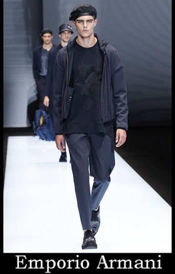 Fashion Emporio Armani spring summer men look 4