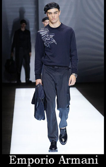 Fashion Emporio Armani spring summer men look 6