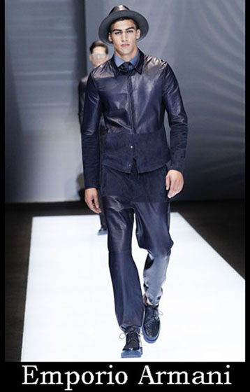 Fashion Emporio Armani spring summer men look 7