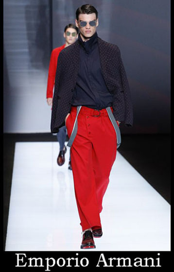 Fashion Emporio Armani spring summer men look 9