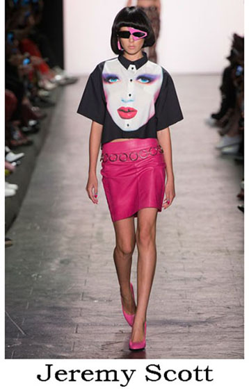 Fashion Jeremy Scott spring summer look 5