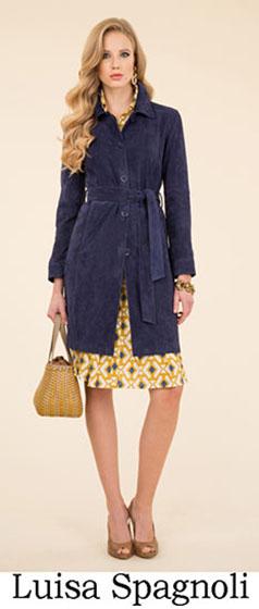 Fashion Luisa Spagnoli spring summer look 1