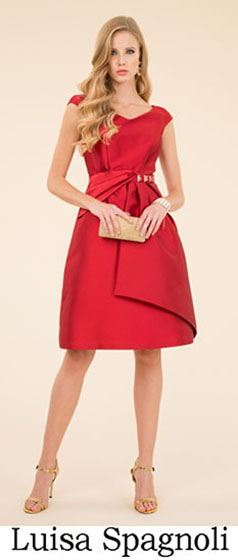 Fashion Luisa Spagnoli spring summer look 3