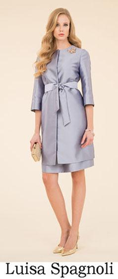 Fashion Luisa Spagnoli spring summer look 5