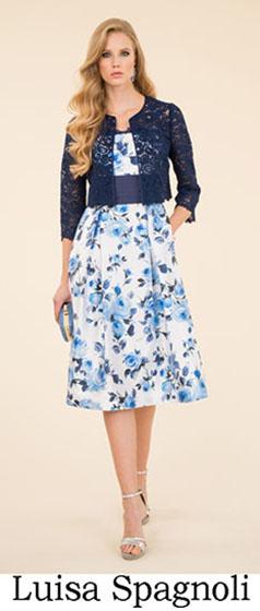 Fashion Luisa Spagnoli spring summer look 6