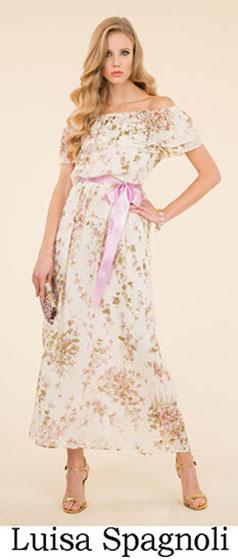 Fashion Luisa Spagnoli spring summer look 7