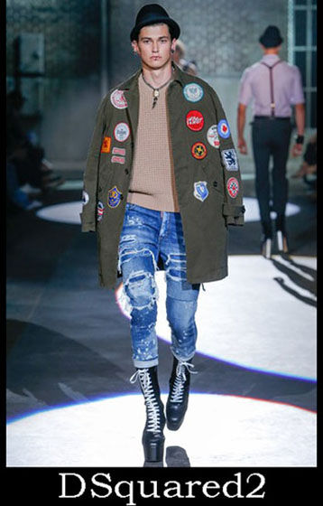 Lifestyle DSquared2 spring summer look 1