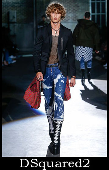 Lifestyle DSquared2 spring summer look 2