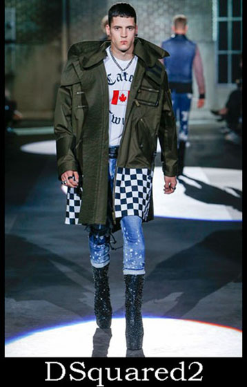 Lifestyle DSquared2 spring summer look 3