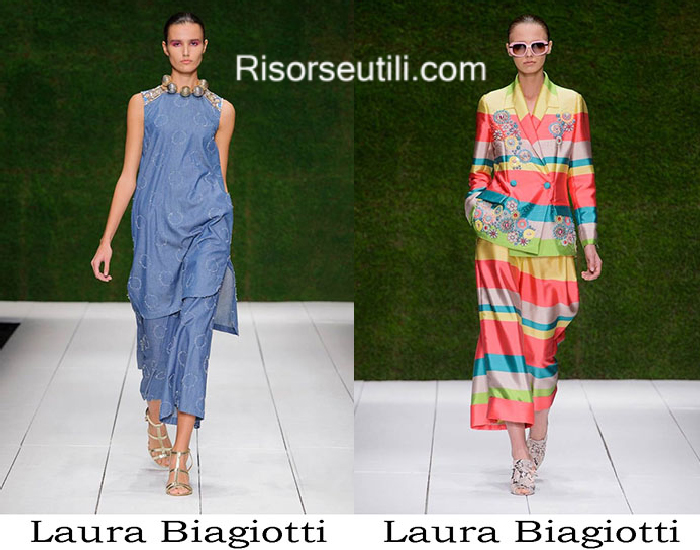 Lifestyle Laura Biagiotti spring summer