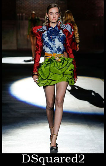 New arrivals DSquared2 spring summer look 1