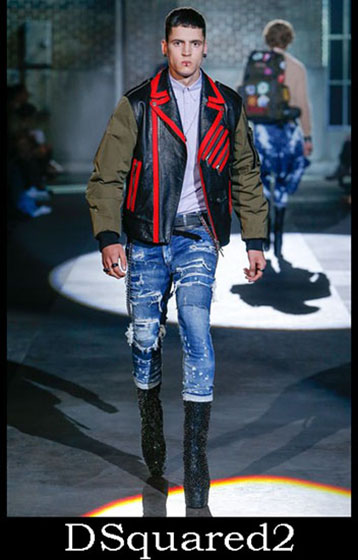 New arrivals DSquared2 spring summer look 2