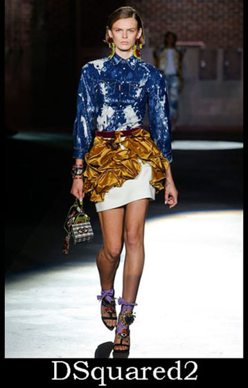 New arrivals DSquared2 spring summer look 3