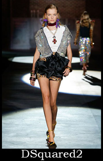 New arrivals DSquared2 spring summer look 4