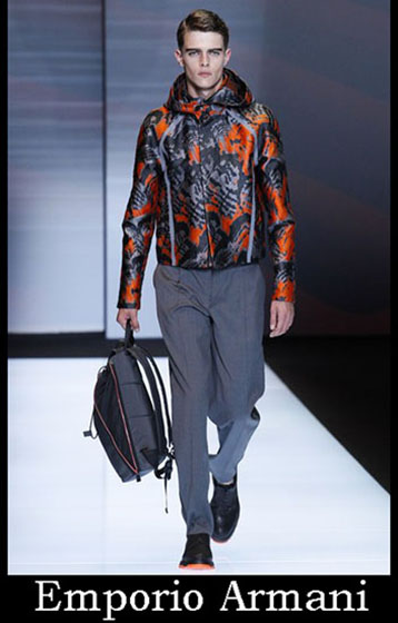 New arrivals Emporio Armani spring summer men look 1