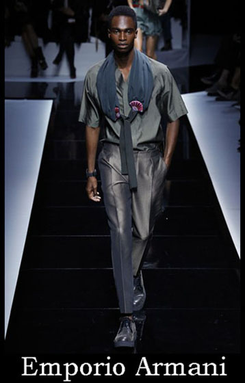 New arrivals Emporio Armani spring summer men look 2