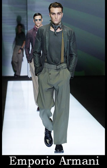 New arrivals Emporio Armani spring summer men look 4