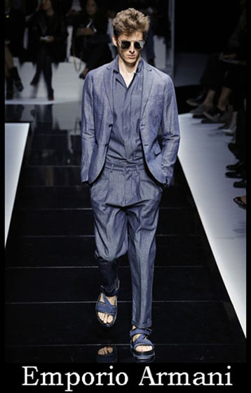 New arrivals Emporio Armani spring summer men look 6
