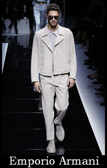 New arrivals Emporio Armani spring summer men look 8