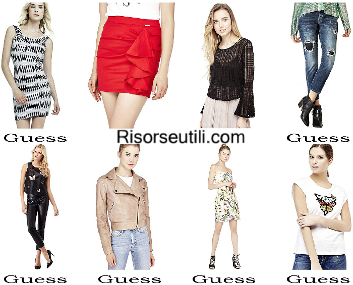 Outfits Guess summer