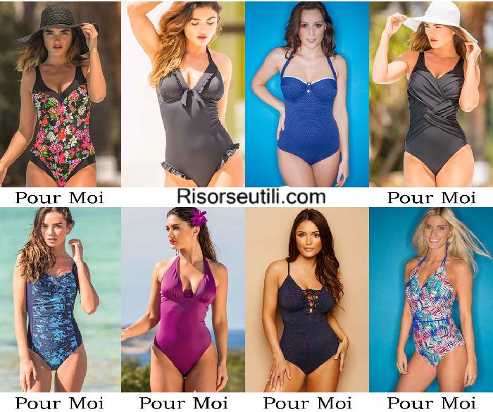 Swimwear Pour Moi summer 2017