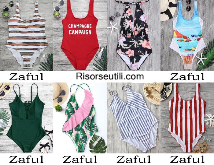 Swimwear Zaful summer 2017