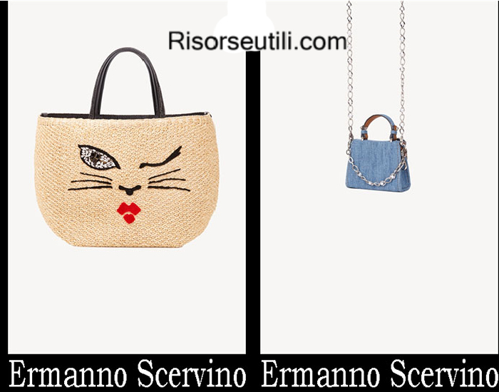 Accessories Ermanno Scervino summer sales