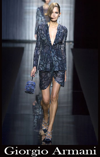Accessories Giorgio Armani spring summer look 1