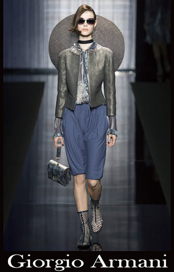 Accessories Giorgio Armani spring summer look 3