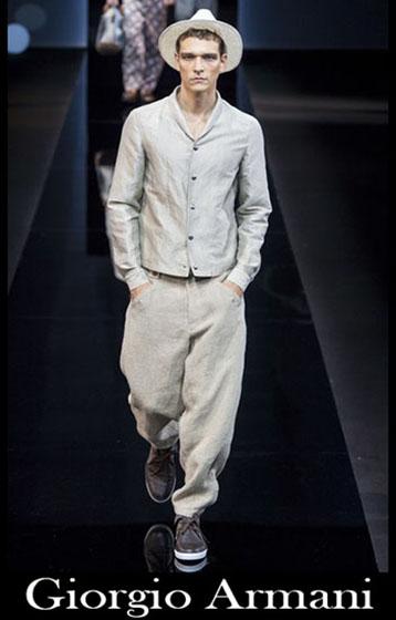 Accessories Giorgio Armani spring summer men look 1