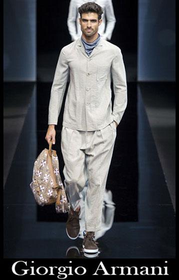 Accessories Giorgio Armani spring summer men look 2