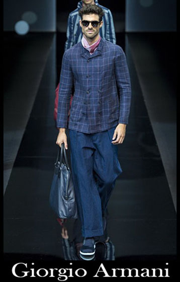 Accessories Giorgio Armani spring summer men look 3