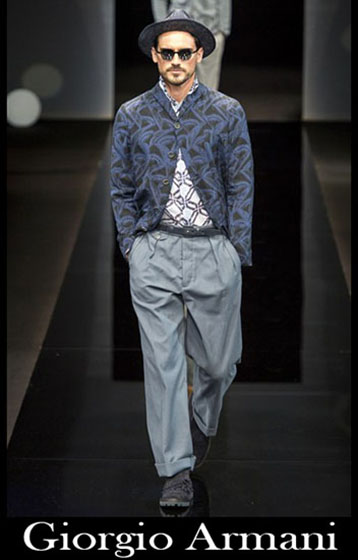 Accessories Giorgio Armani spring summer men look 4