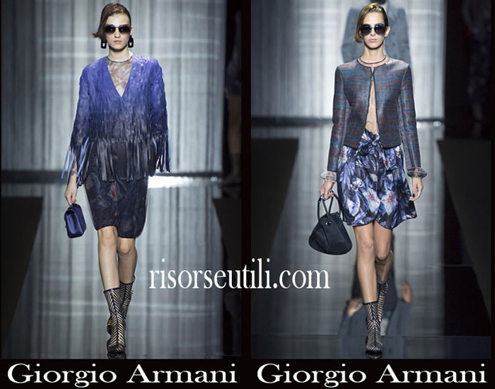 Accessories Giorgio Armani spring summer