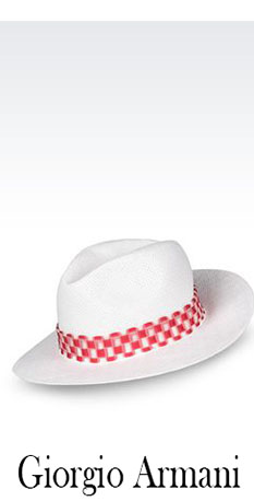 Accessories Giorgio Armani summer sales look 8