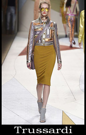 Accessories Trussardi spring summer look 3