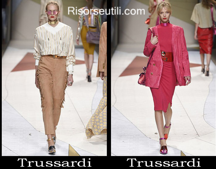 Accessories Trussardi spring summer