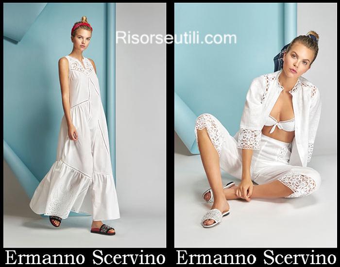 Beachwear Ermanno Scervino summer 2017