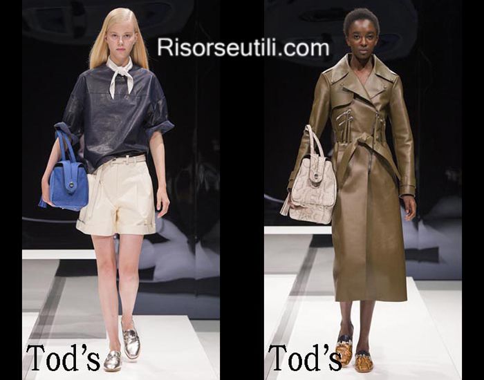 Brand Tod's spring summer