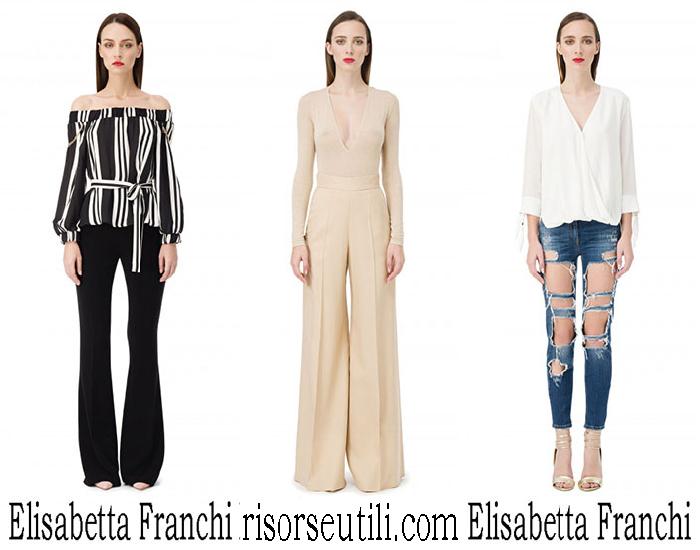 Catalog Elisabetta Franchi summer sales