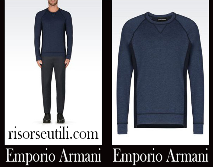 Catalog Emporio Armani summer sales