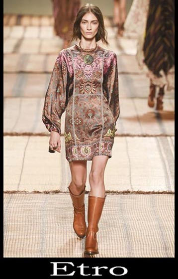 Catalog Etro spring summer women look 2