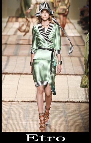 Catalog Etro spring summer women look 3