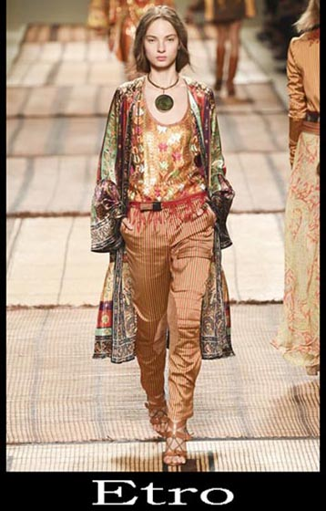 Catalog Etro spring summer women look 5